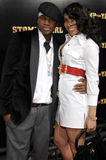Ne-Yo. Attends the World Premiere of `Stomp The Yard` held at the Cinerama Dome in Hollywood, California on January 8, 2007 Royalty Free Stock Image