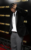 Ne-Yo. Attends the World Premiere of `Stomp The Yard` held at the Cinerama Dome in Hollywood, California on January 8, 2007 Royalty Free Stock Images
