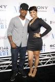 Ne-Yo and Tennille Jimenez Stock Image