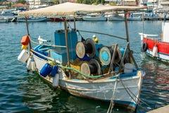 Nea Moudania - Chalkidiki, Grécia fotos de stock