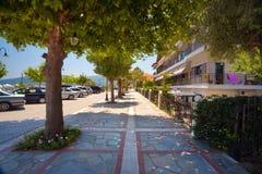 Nea Vrasna, Greece Royalty Free Stock Photo