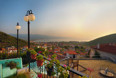 Nea Vrasna, Greece royalty free stock image