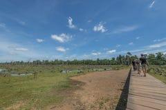Neak Pean, Angkor Wat, Καμπότζη Στοκ Φωτογραφία