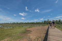 Neak Pean, Angkor Wat, Cambodia Stock Photography