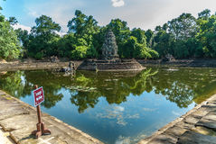 Neak pean Royalty Free Stock Image