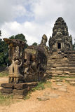 Neak Pean Temple, Angkor,Cambodia Royalty Free Stock Photography