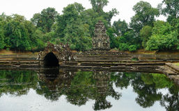 Neak Pean Royalty Free Stock Photos