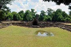 Neak Pean temple Royalty Free Stock Image