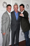 Neal Mc DONOUGH,Neal McDonough,James Denton,Doug Savant,DESPERATE HOUSEWIVES Stock Photography