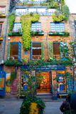 Neals yard in london Stock Photo