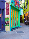 Neals yard in london Royalty Free Stock Images