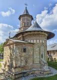 Neamt修道院,摩尔达维亚,罗马尼亚 图库摄影