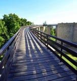 Neamt堡垒-罗马尼亚 库存照片