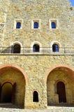 Neamt fästning - Rumänien Royaltyfri Bild