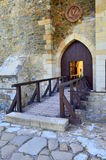 Neamt-Festung - Rumänien Lizenzfreie Stockfotos