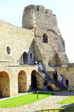 Neamt-Festung - Rumänien Stockbild