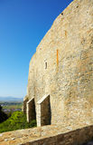 Neamt Fortress Royalty Free Stock Photography