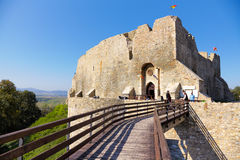 Neamt Fortress Stock Photos