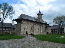 Neamt kloster Fotografering för Bildbyråer