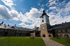 Neamt Kloster am Sommer Lizenzfreie Stockbilder