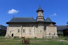 Neamt monaster w Bucovina Rumunia obraz royalty free