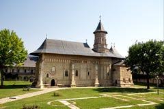 Neamt monastery Stock Photography