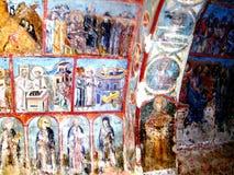 Neamt Monastery, Moldavia Stock Image