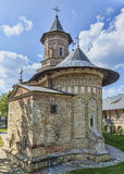 Neamt Monastery, Moldavia, Romania. Image of Neamt Monastery,Moldavia,Romania.It is a Romanian Orthodox religious settlement, one of the oldest and most Stock Photography