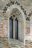 Neamt Monastery window Royalty Free Stock Photos