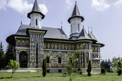 Neamt, romania, europe, orthodox church st. john james Stock Image