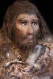 neanderthal royaltyfri bild