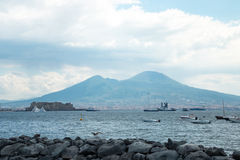 Neapel, Италия Стоковые Фото