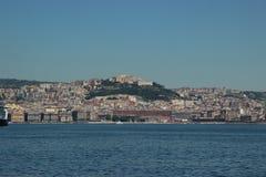 Neapel-Bucht stockfoto