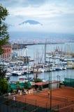 Neapel-Golf lizenzfreies stockfoto