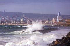 Neapel-Hafen Lizenzfreie Stockbilder