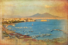 Neapel, Italien Lizenzfreie Stockfotografie