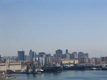 Neapel, Skyline Lizenzfreie Stockfotografie