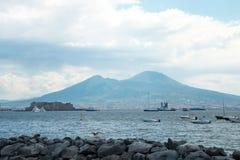 Neapel, Włochy Zdjęcia Stock