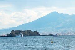 Neapel, Włochy Obrazy Royalty Free