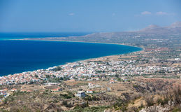 Neapoli Vion City, Greece Royalty Free Stock Images