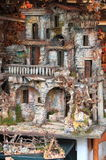 Neapolitan παχνί Στοκ εικόνα με δικαίωμα ελεύθερης χρήσης
