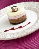 Neapolitan Dessert Stock Images
