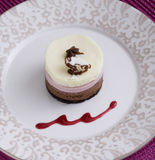Neapolitan Dessert Stock Photos
