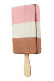 Neapolitan ice cream bar Stock Photography