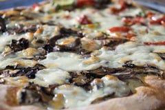 Neapolitan pizza Royalty Free Stock Photography
