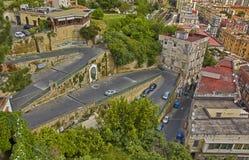 Neapolitanische Schlaufen Lizenzfreie Stockbilder