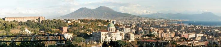 Neapolu włochy fotografia stock