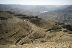 Near Amman. Jordan Royalty Free Stock Image