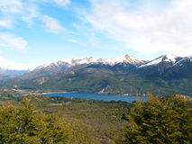 Near Bariloche Royalty Free Stock Photos