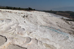 Near-Death Pamukkale Royalty Free Stock Photography